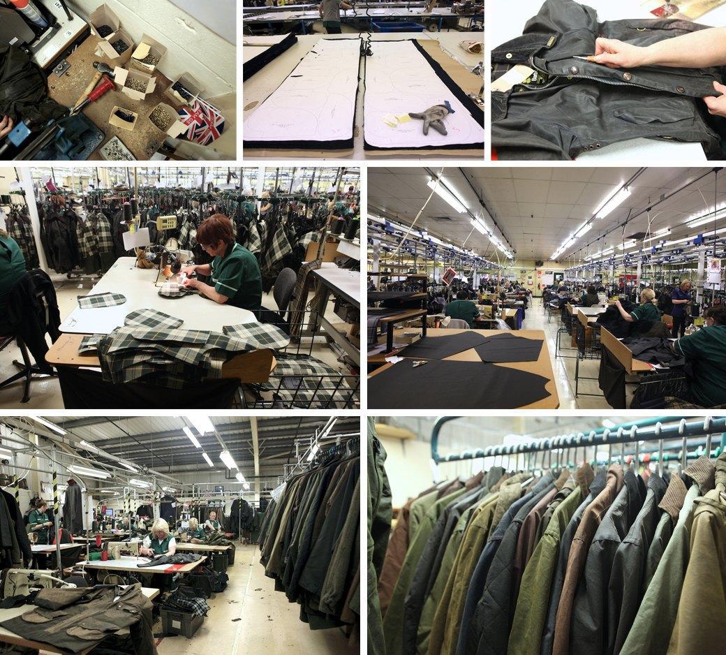 10 репортажей с фабрик одежды и обуви: Alden, Barbour и другие изнутри. Изображение № 14.