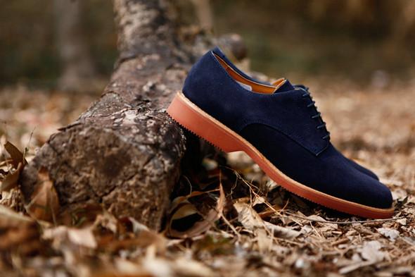 Изображение 1. Японская обувная компания Regal представила свою вторую линию.. Изображение № 2.