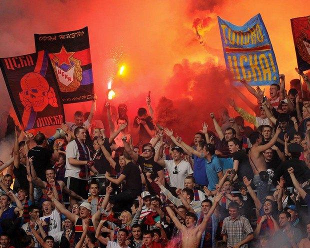 Футбольные хулиганы будут отстраняться на 7 лет от посещения матчей. Изображение № 1.