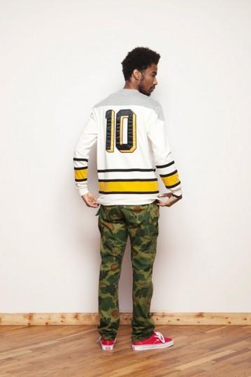 Американская марка 10.Deep выпустила лукбук весенней коллекции одежды. Изображение № 9.