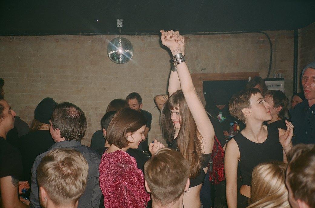 Фоторепортаж: «Дисциплина» в клубе «Смена». Изображение № 9.