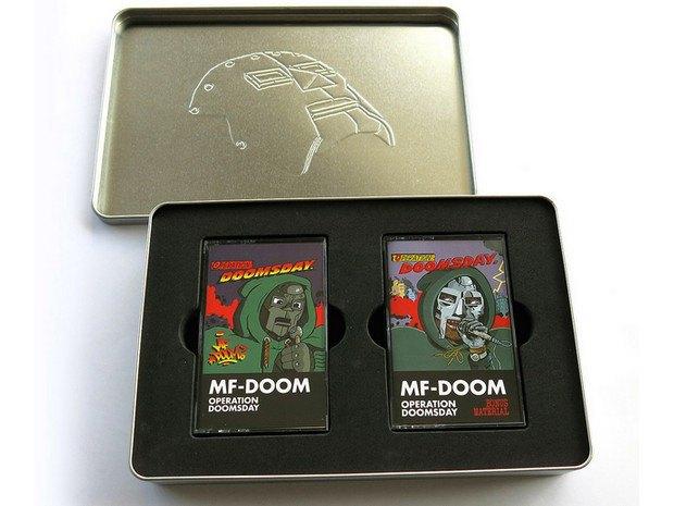 Рэпер DOOM переиздаст свой первый альбом на кассетах. Изображение № 2.