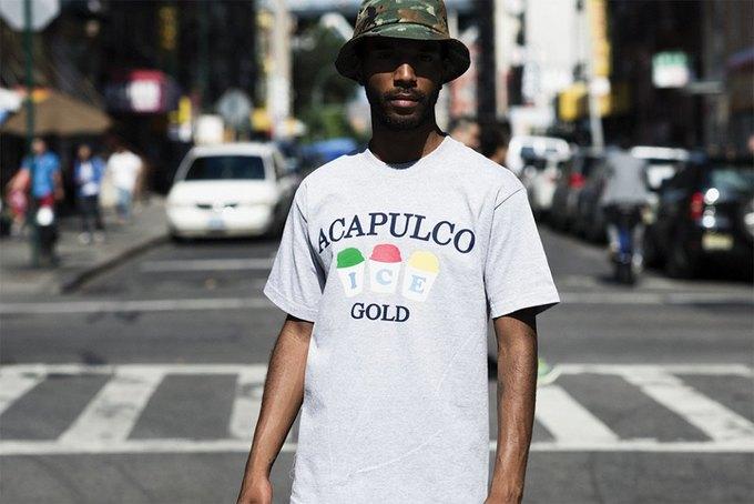 Марка Acapulco Gold представила лукбук новой коллекции. Изображение № 8.