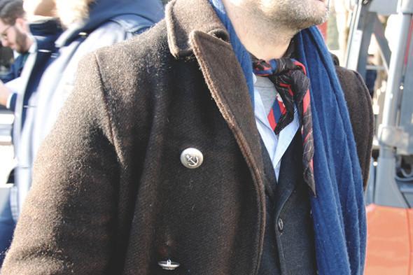 Итоги Pitti Uomo: 10 трендов будущей весны, репортажи и новые коллекции на выставке мужской одежды. Изображение № 83.
