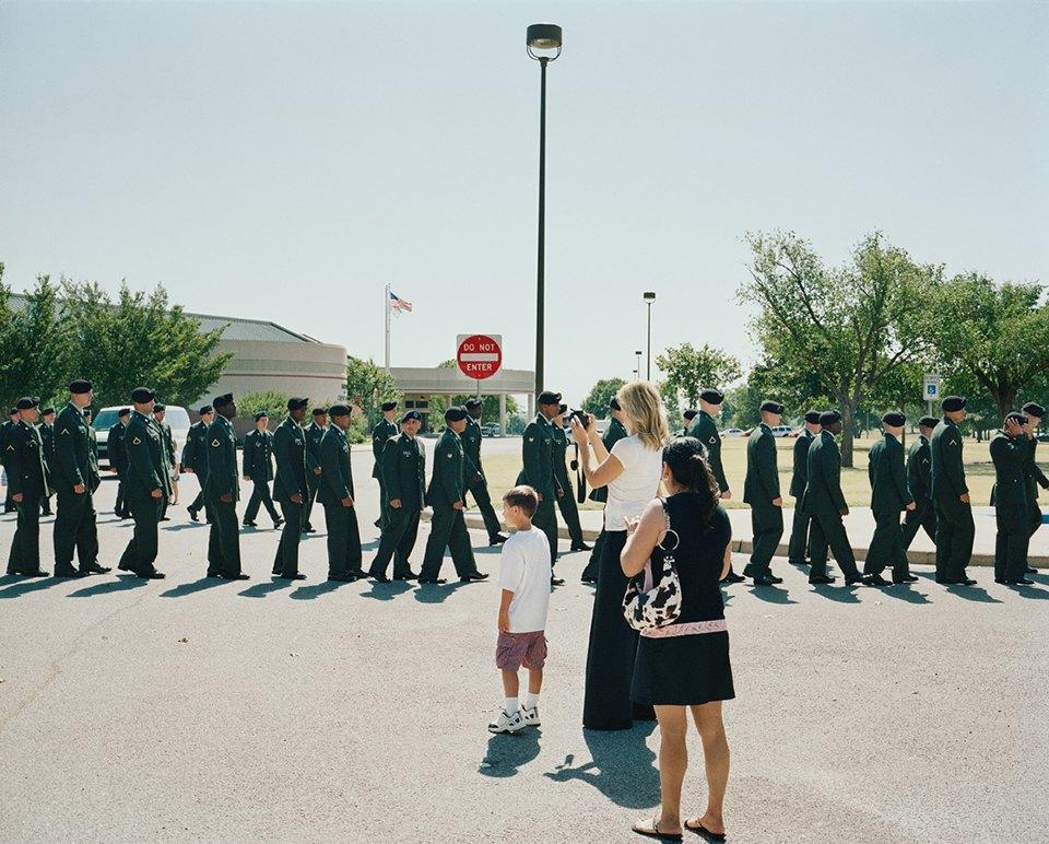Семейный альбом: Как устроена бытовая жизнь американских военных . Изображение № 1.