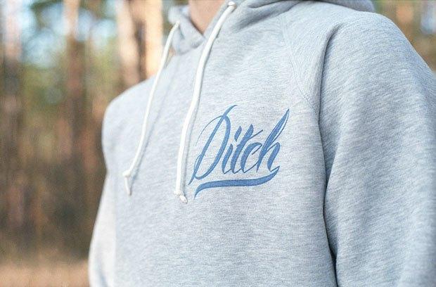 Новая марка: Уличная одежда Ditch Clothing. Изображение № 13.
