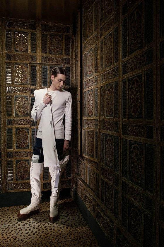 Марка Hood By Air показала новую коллекцию одежды. Изображение № 14.