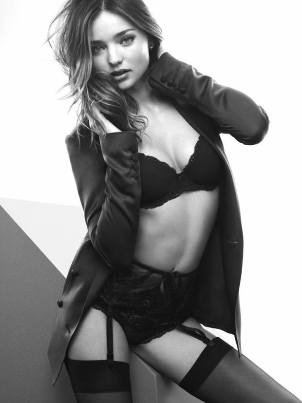 Английский Esquire назвал модель Миранду Керр самой сексуальной женщиной года. Изображение № 1.