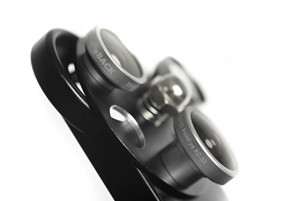 Корпус для iPhone с тремя фотообъективами. Изображение № 7.
