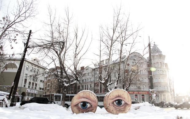 Скетчбук: Уличный художник Nomerz рассказывает о своих избранных работах. Изображение № 16.
