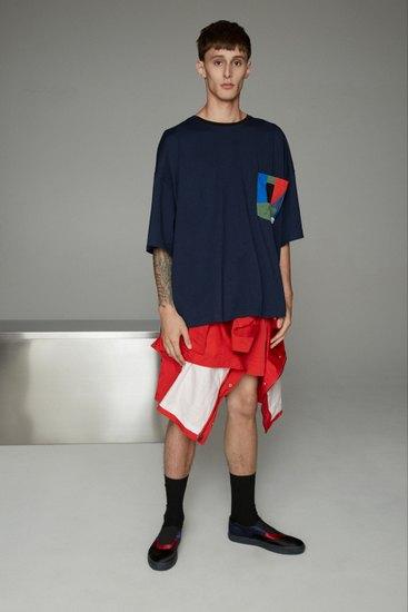Марка Opening Ceremony выпустила лукбук весенней коллекции одежды. Изображение № 3.