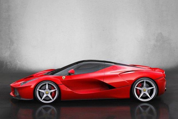 Ferrari представили свой самый быстрый гиперкар. Изображение № 2.