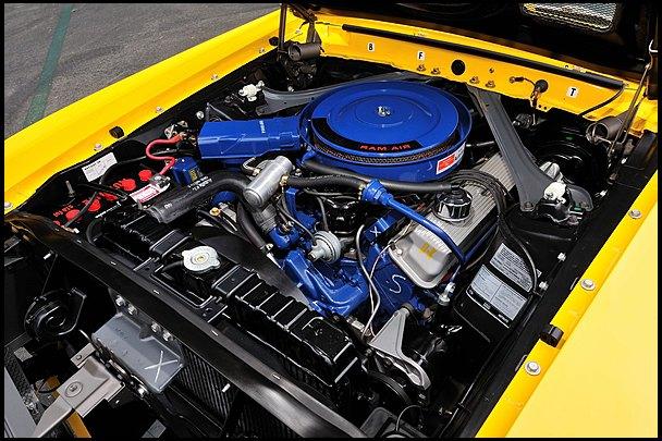 Маслкар Shelby GT500, принадлежавший своему создателю Кэроллу Шелби, выставлен на аукцион. Изображение № 7.