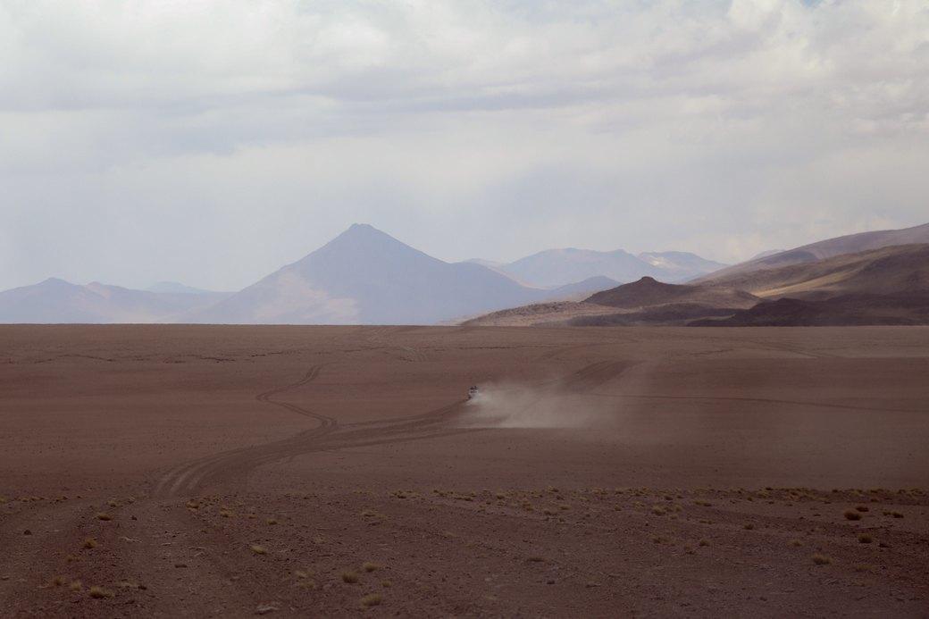 Буря в пустыне: Фоторепортаж с ралли «Дакар-2014» . Изображение № 38.