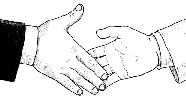 Совет: Как правильно здороваться. Изображение № 3.