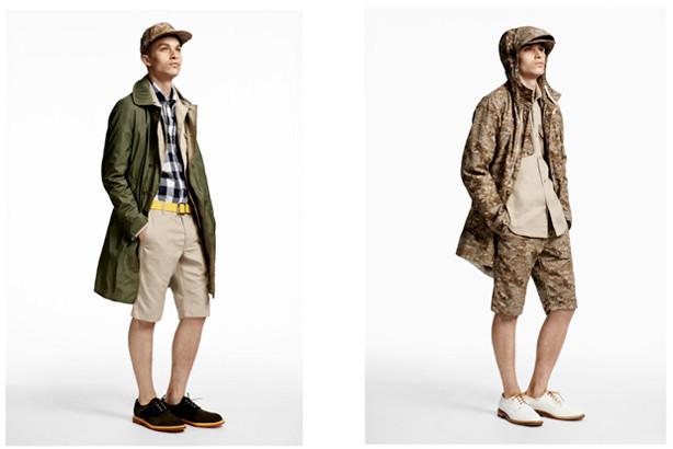 Марка Woolrich Woolen Mills представила новую коллекцию на весну будущего года. Изображение № 7.