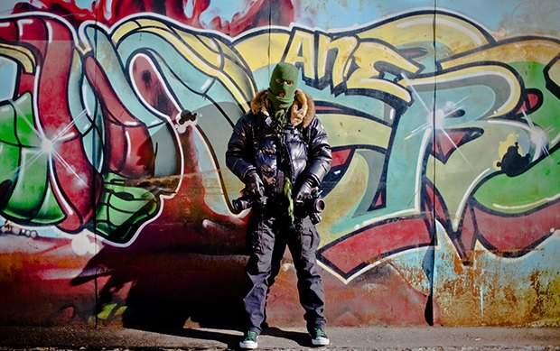 «Если уж нарушать закон, причина должна быть веской»: День с граффити-ветераном Futura 2000. Изображение № 7.