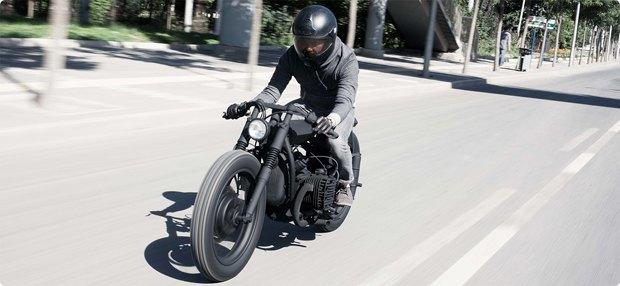 Мотомастерская Bandit9  собрала новый кастомный мотоцикл Nero MKII. Изображение № 3.