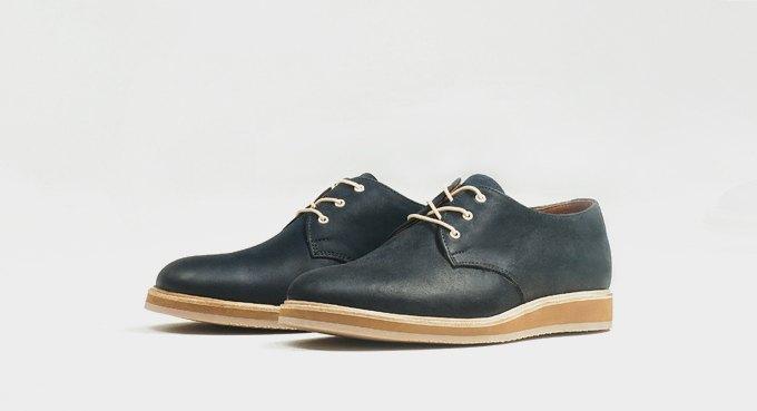 Новая марка: Мужские кожаные ботинки «Циркуль». Изображение № 8.