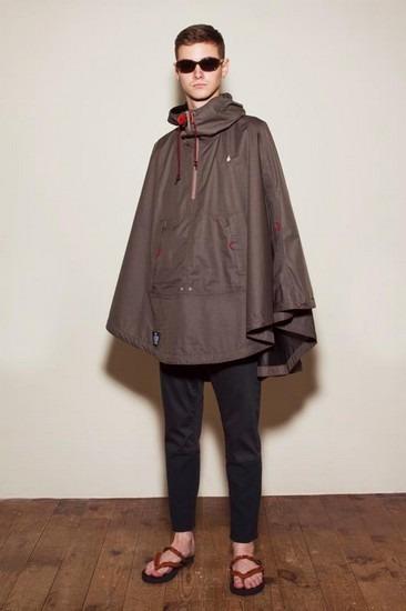 Марка Undercover опубликовала лукбук весенней коллекции одежды. Изображение № 12.