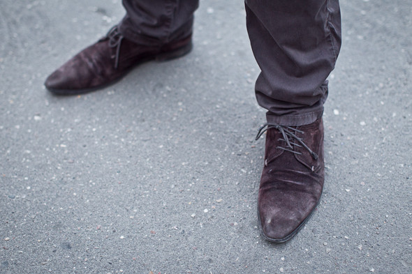 Туфли: Van Lier. Изображение № 35.