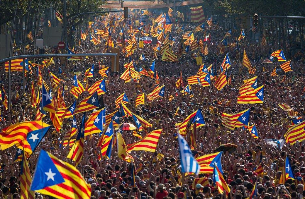 Пора валить: Для чего каталонцам независимость? . Изображение № 1.