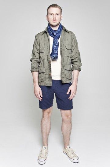 Японская марка Creep выпустила лукбук весенней коллекции одежды. Изображение № 9.