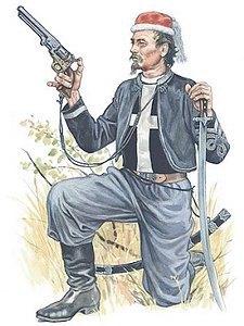 Зуавы: Как французские головорезы стали символом войн XIX века. Изображение № 12.