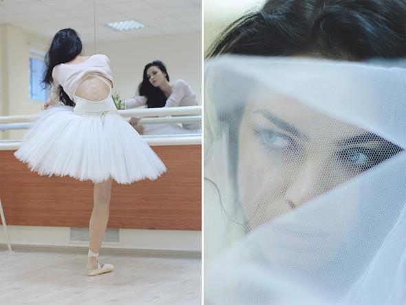 Классические формы: Балерина. Изображение № 8.