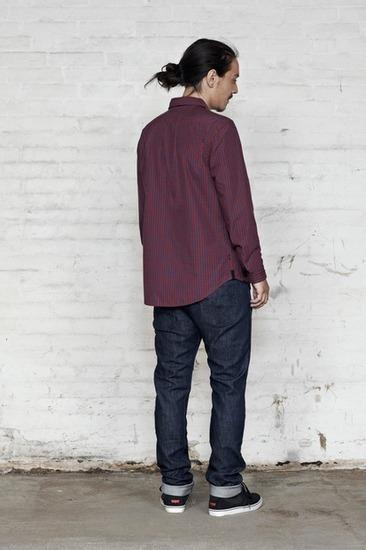 Марка Levi's Streetwear опубликовала осенний лукбук. Изображение № 12.