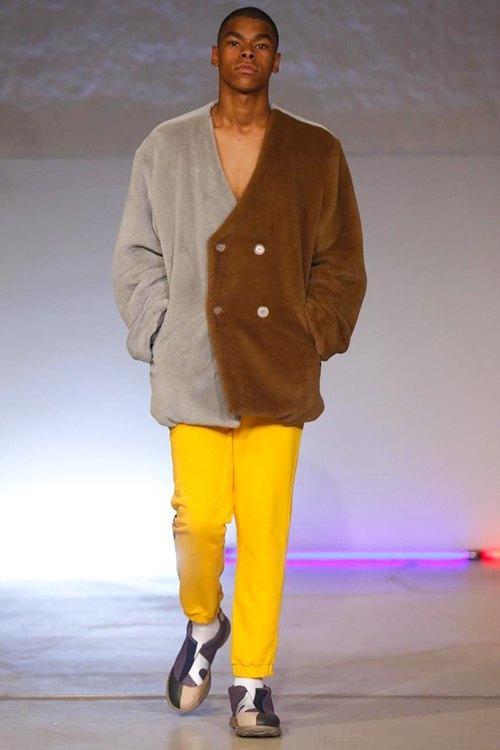 Гоша Рубчинский показал новую коллекцию на Неделе моды в Париже. Изображение № 9.