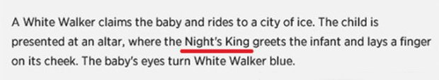 Телеканал HBO случайно опубликовал спойлер «Игры престолов» . Изображение № 1.