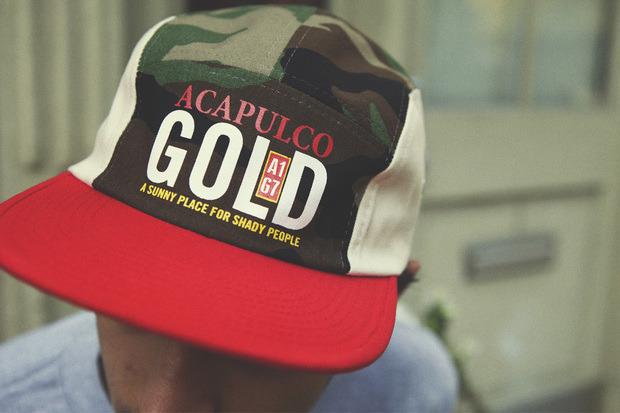 Марка Acapulco Gold представила лукбук осенней коллекции одежды. Изображение № 16.