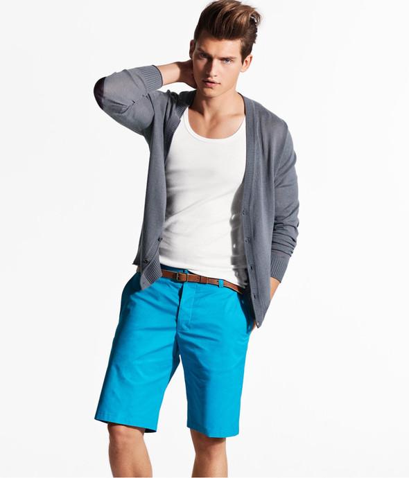 Мужские лукбуки: Zara, H&M, Pull and Bear и другие. Изображение № 33.
