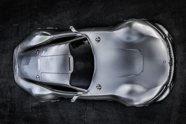 В США воплотят в жизнь суперкар Mercedes-Benz AMG Vision из игры Gran Turismo. Изображение № 6.