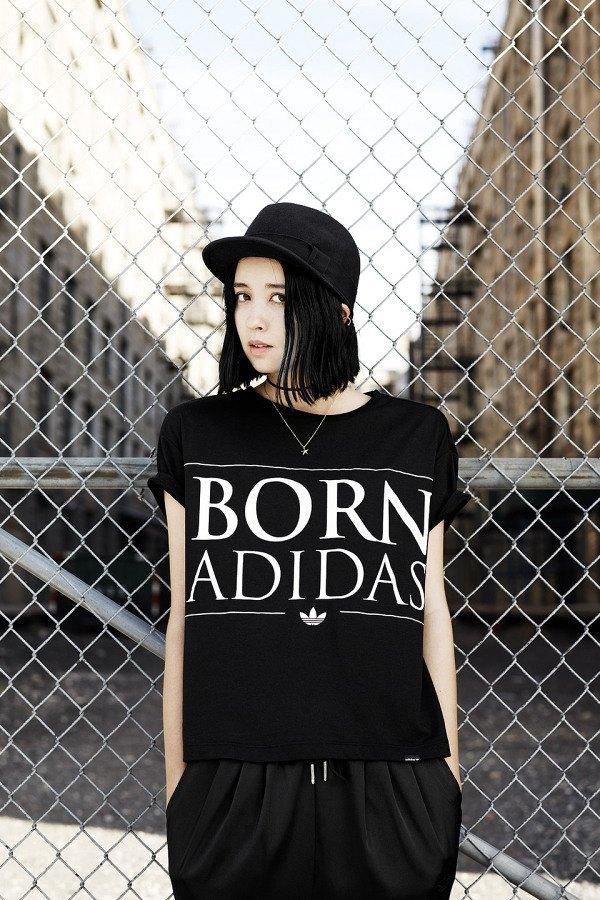 Adidas Originals выпустили лукбук новой весенней коллекции. Изображение № 10.