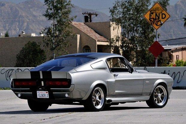 Ford Mustang из фильма «Угнать за 60 секунд» был продан на аукционе за миллион долларов. Изображение № 3.