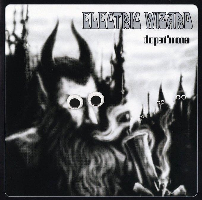Metal Albums with Googly Eyes: Блог смешного кастомайзинга альбомов тяжёлой музыки. Изображение № 6.