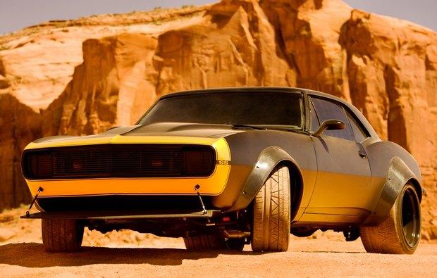 Chevrolet Camaro SS 1967 год. Изображение № 1.