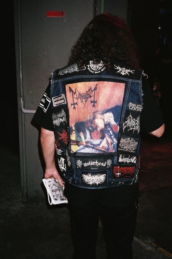 Цельнометаллическая оболочка: Путеводитель по курткам металлистов в формате фоторепортажа. Изображение № 15.