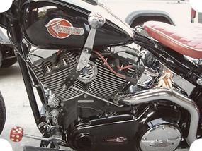 Сбросить вес: Гид по облегченным американским мотоциклам — бобберам. Изображение №16.