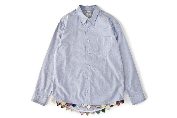 Японская марка Visvim представила первую часть весенней коллекции одежды. Изображение № 4.