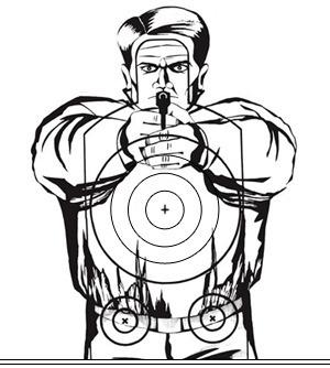 Как научиться стрелять из боевого оружия: Репортаж из стрелковой школы. Изображение № 1.