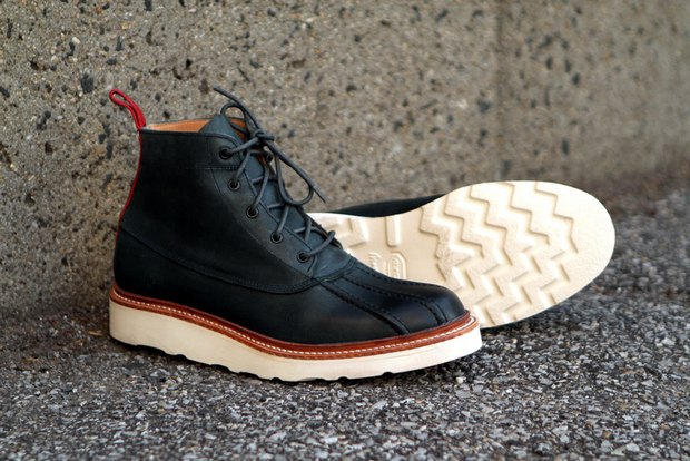 Дизайнер Ронни Фиг и марка Grenson выпустили капсульную коллекцию обуви. Изображение № 3.