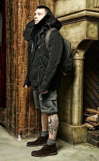 Российская марка Grunge John Orchestra. Explosion выпустила второй весенний лукбук. Изображение № 11.