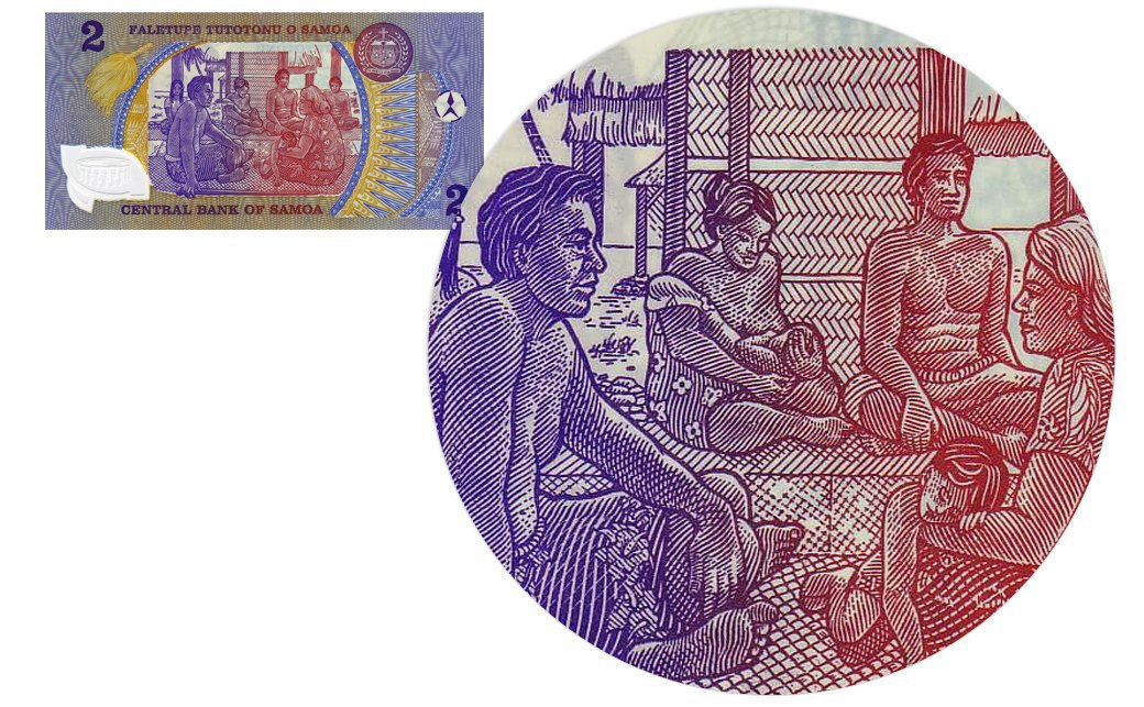 Без купюр: Непристойные изображения на банкнотах разных стран. Изображение № 3.