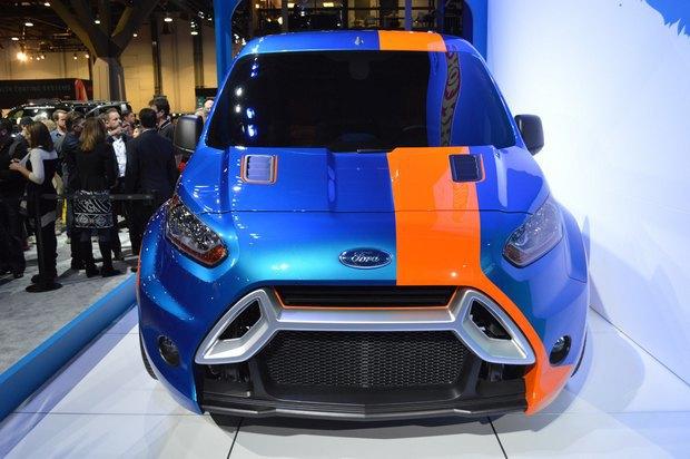 Ford превратил игрушечную машинку в полноразмерный концепт. Изображение № 3.