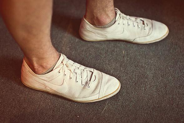 Фоторепортаж: 50 мужских кроссовок на выставке Faces & Laces. Изображение № 34.