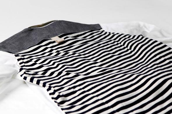 Изображение 5. Дизайнер Джуниа Ватанабe создал рубашку вместе с Brooks Brothers.. Изображение № 5.