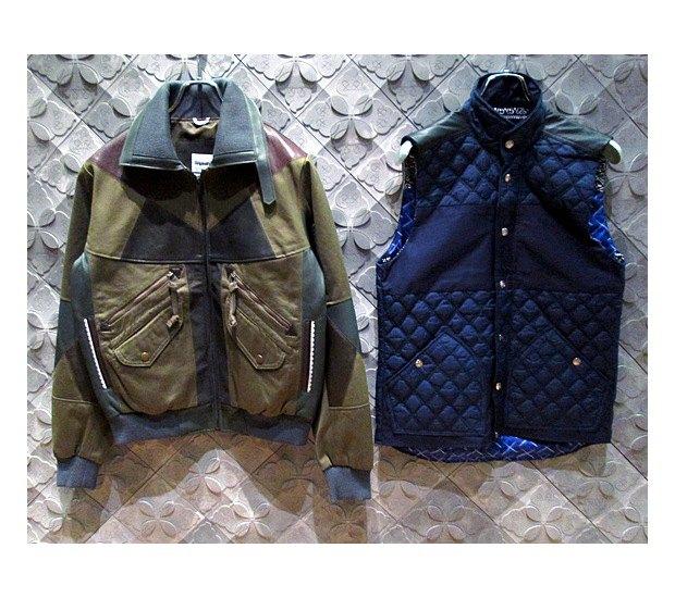 Марка Original Fake и дизайнер Даррен Романелли представили совместную коллекцию одежды. Изображение № 10.